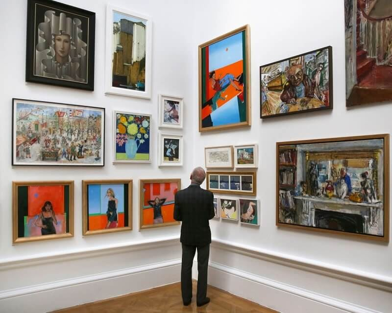 Google Virtual tours of more than 1200 galleries and museums