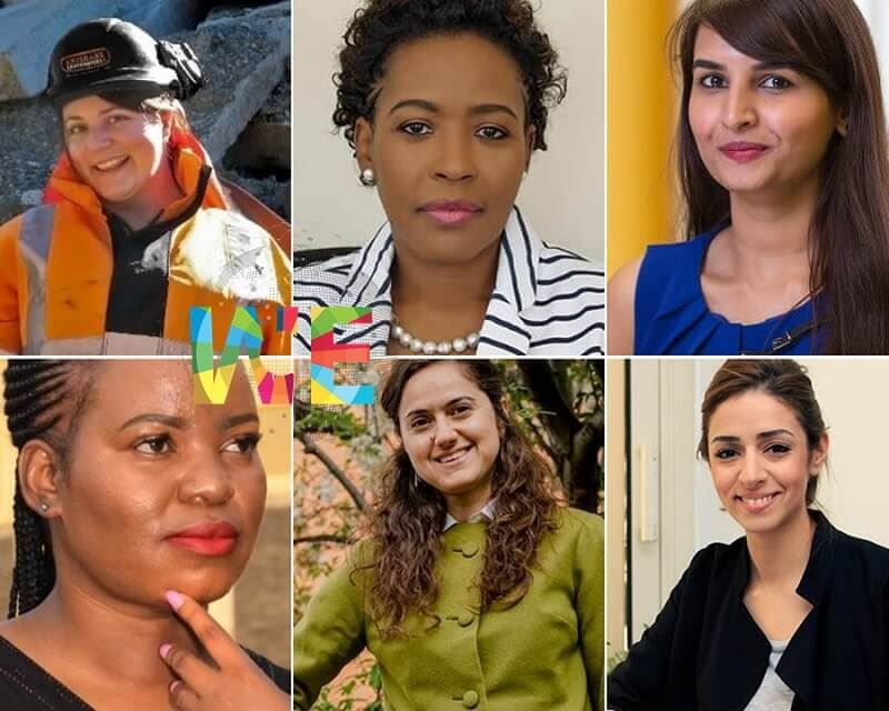 Global WE Empower Awardees announced